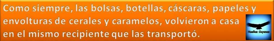 HUELLAS-CUYANAS