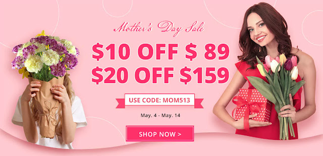 Zaful Mother´s Day Sale