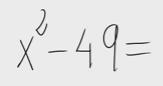 71.Factorización - Diferencia de cuadrados