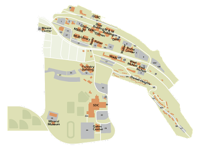 Michigan Techological University Mtu Maps All Available Maps Haqx