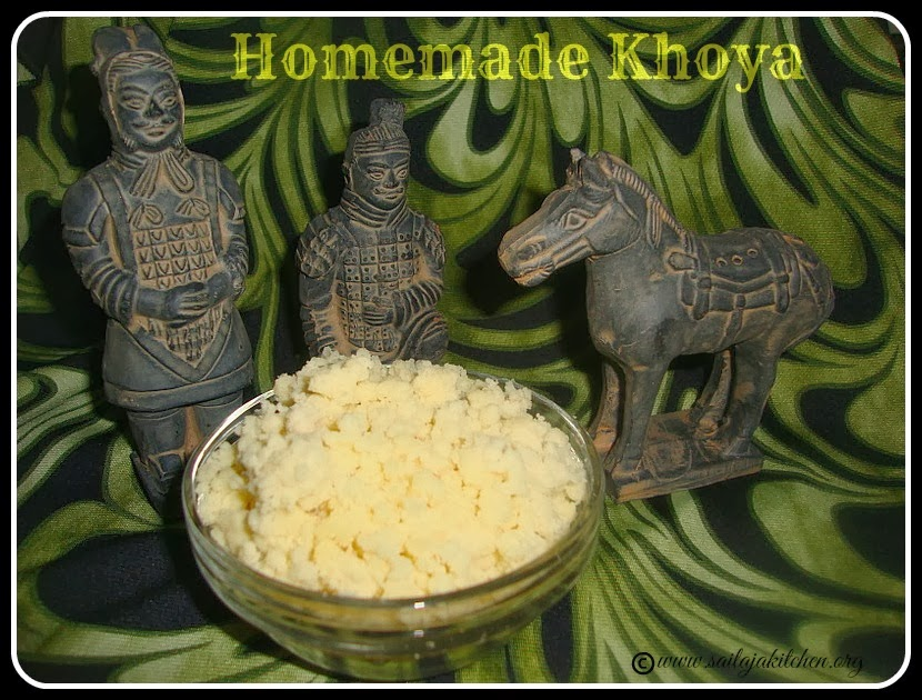 How to make Khoya at home? Homemade Mawa Recipe / Homemade Khova Recipe / Easy version of making khoya at home