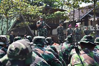 Prajurit Petarung Korps Marinir