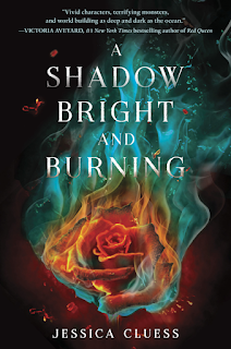a shadow bright and burning book, magic, fantasy, romance, young adult