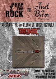 Shock Absorber Will Present Their Debut Album On Downtuned Radio