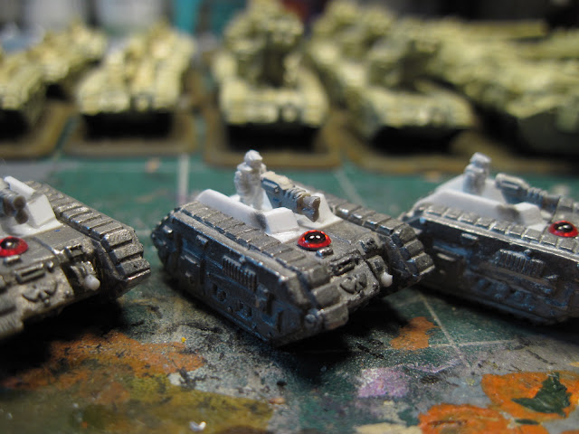 Salamander Command Vehicle