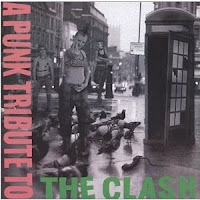 Portada de A Punk Tribute To The Clash (2003)