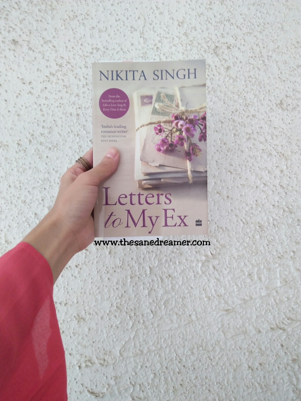 Book Review: Letters to My Ex by Nikita Singh