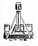Psykrometer tipe asman