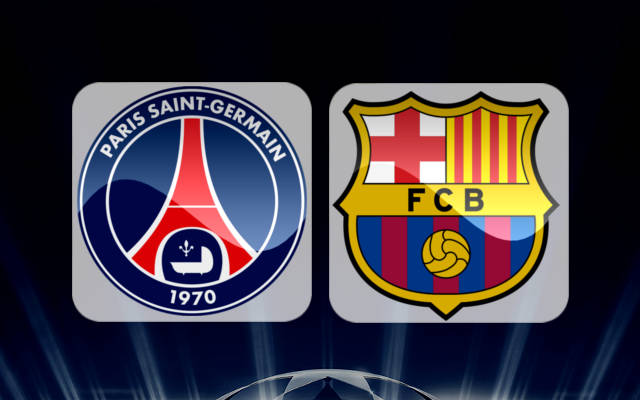 Champions League preview PSG vs Barcelona