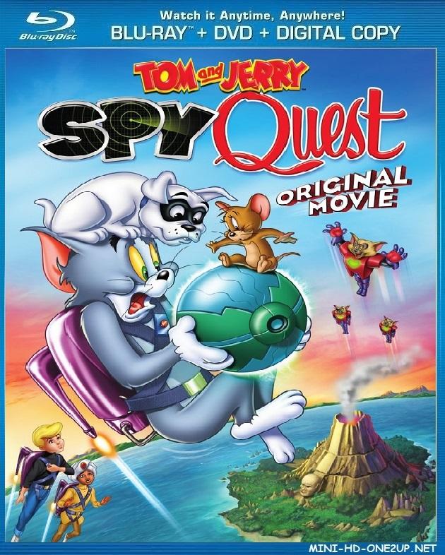 Tom and Jerry Spy Quest ทอมกับเจอร์รี่ ภารกิจสปาย [HD][พากย์ไทย]