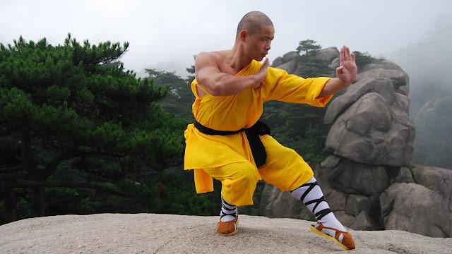 La alimentación de los Monjes de Shaolin