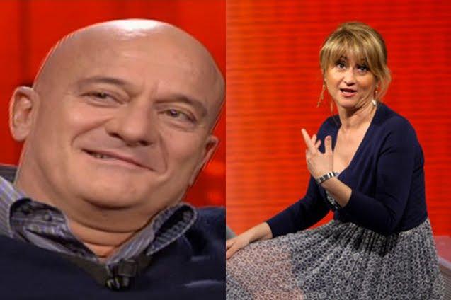 Claudio Bisio e Luciana Littizzetto insieme per una pubblicità