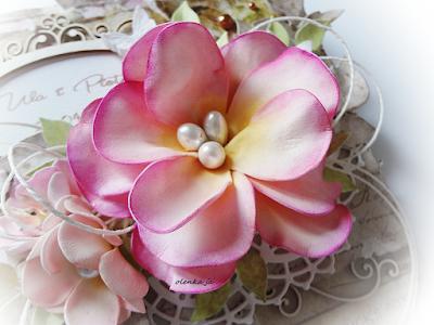 Ślubnie dla Kwiatuszków