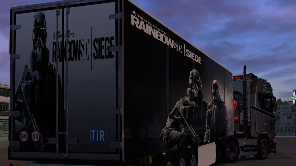 Trailer Tom Clancys Rainbow Six Siege