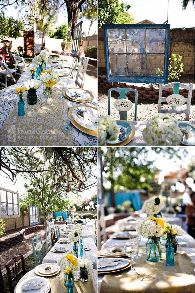 LQ Designs : Creative DIY Details {Backyard Wedding ...