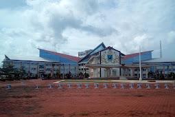Menilik Kantor Gubernur Termegah di Indonesia