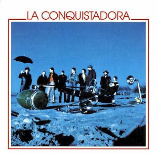 LA CONQUISTADORA - LA CONQUISTADORA (1972)