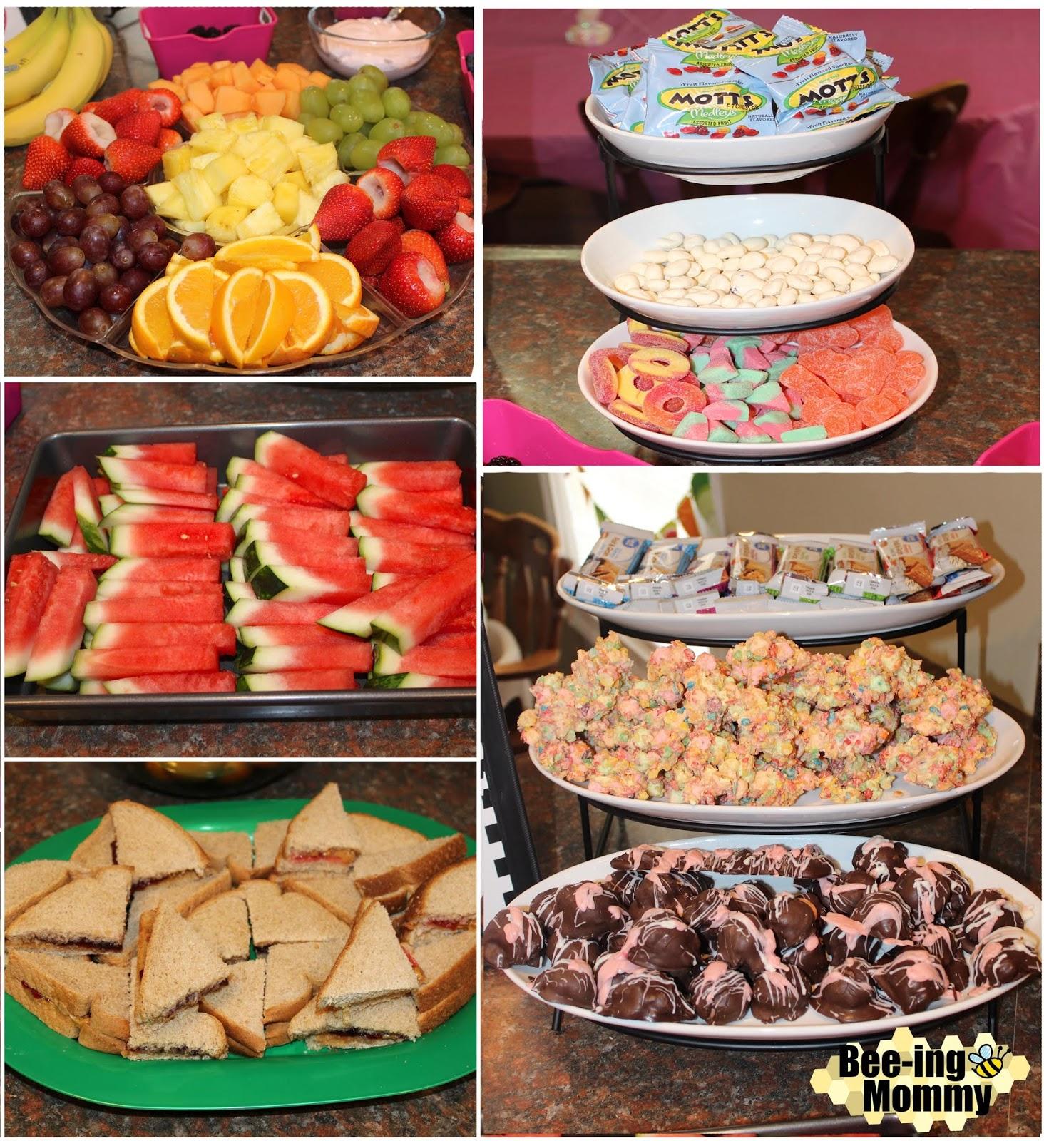 Tutti Frutti Party