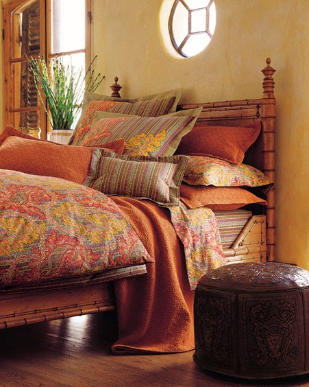 10 Design Ideas For Warm Bedding For Your Bedroom 4