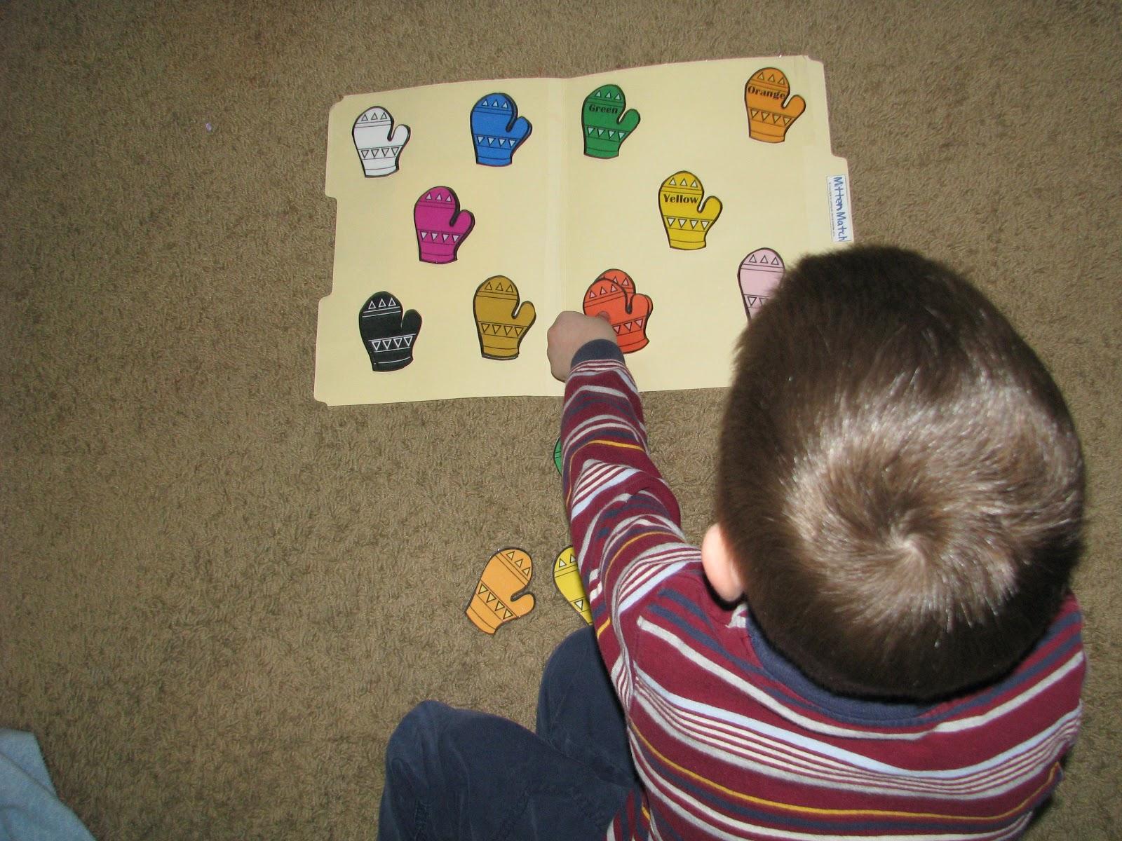 Mommy S Little Helper The Mitten By Jan Brett