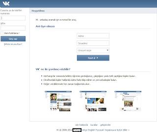 VKontakte nasıl engellenebilirim 27
