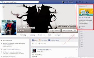 Posisi Iklan Facebook