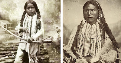 Black Indians, first Americans