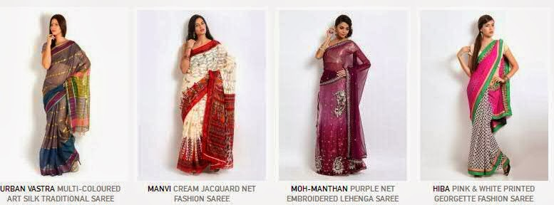 10+ Websites to Shop for Sarees Online - Shopping cd94ac3e65fe2