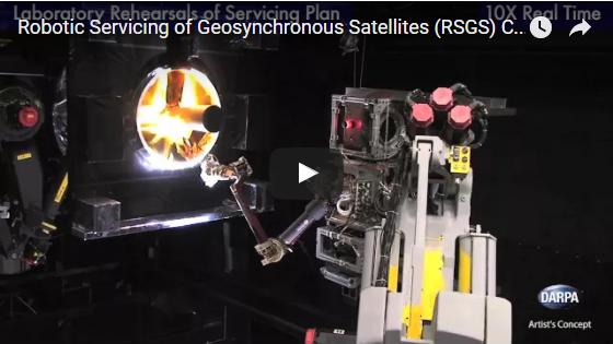 The Commercial Space Blog: Orbital ATK, DARPA, MacDonald Dettwiler