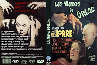 Carátula: Las Manos de Orlac (1935 - Mad Love)