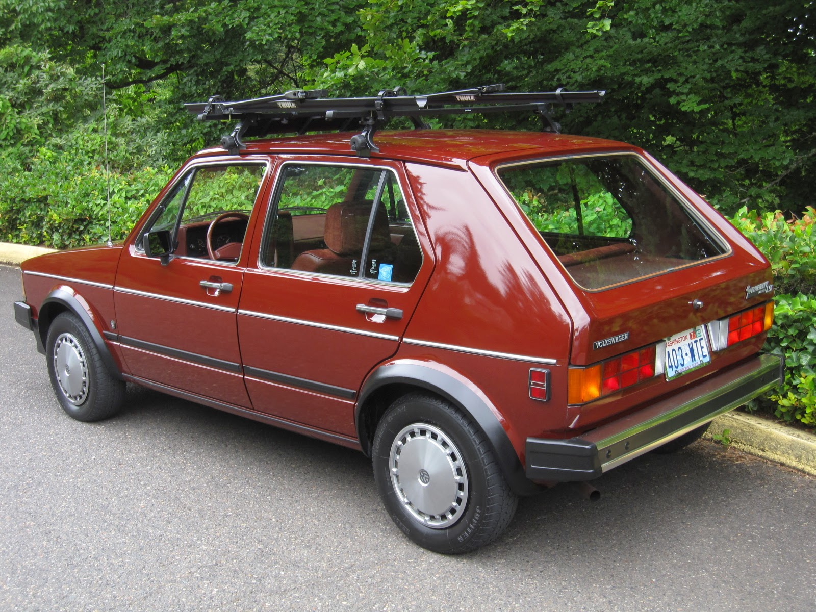 1983 volkswagen rabbit diesel buy classic volks. Black Bedroom Furniture Sets. Home Design Ideas