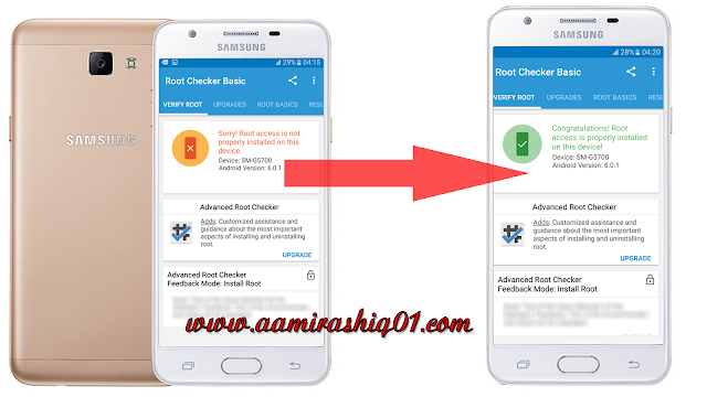 Samsung Galaxy On5 SM-G5700 Root File - GSM Solution