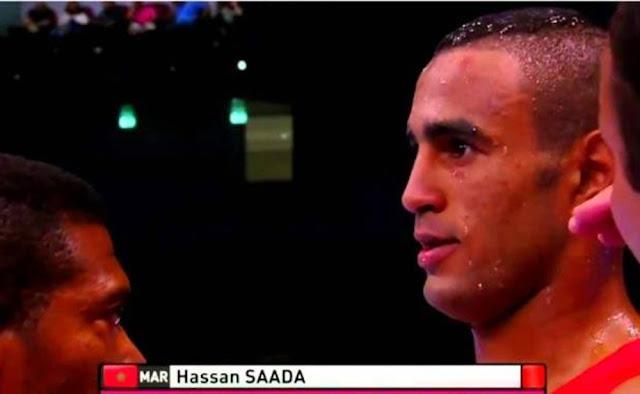 اخبار المغرب اعتقال ملاكم مغربي بالقرية الأولمبية بريو