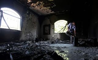 Benghazi: U.S. Military Unprepared To Aid Americans During Islamist Attack