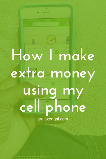 How I earn money using my cel phone | arelaxedgal.com