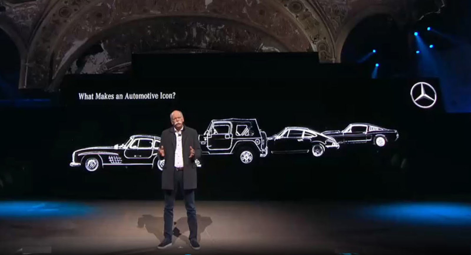 When Daimler CEO Dieter Zetsche Unveiled The 2019 G Class In Detroit Last  Weekend, The Executive Revealed He Only Believes There Are Four