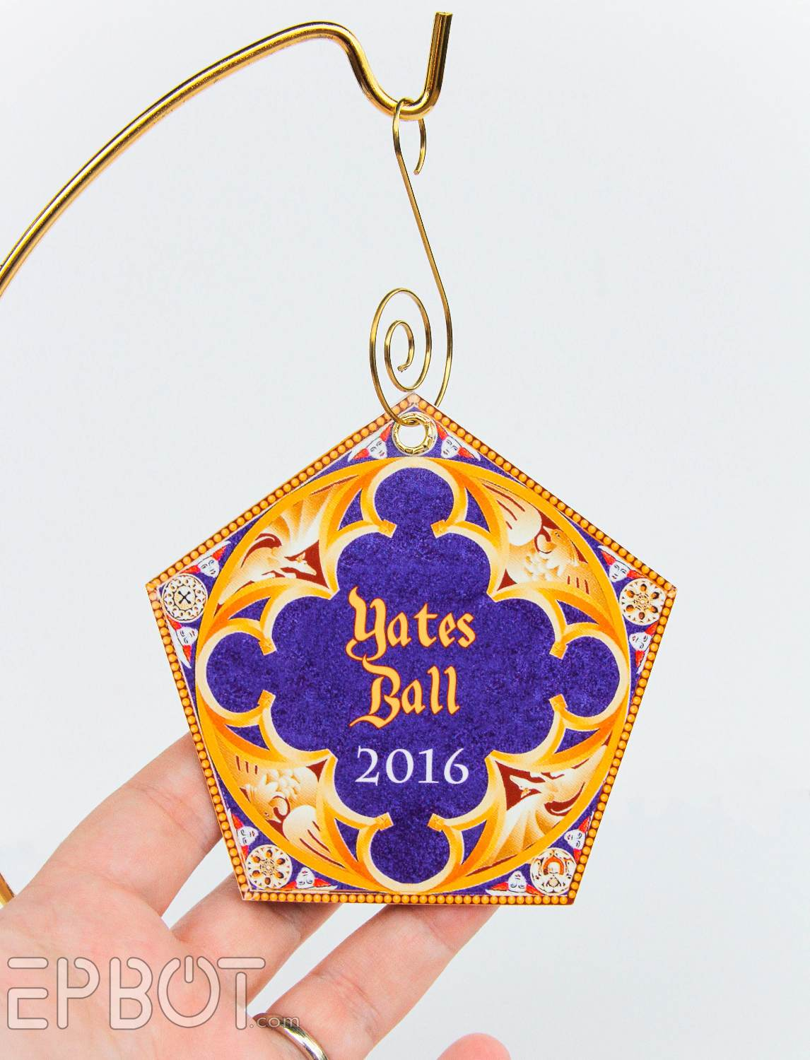 EPBOT: DIY Chocolate Frog Ornaments For Your Tree!