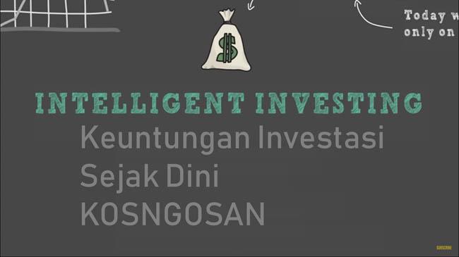 keuntungan investasi mahasiswa