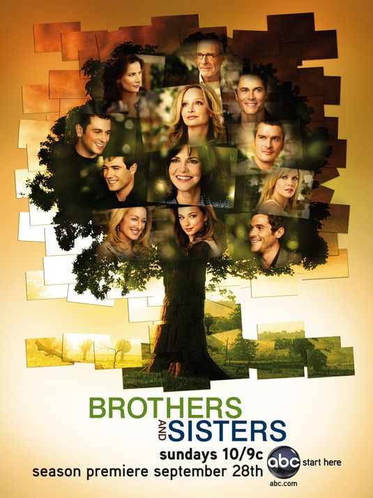 Brothers and Sisters TV poster