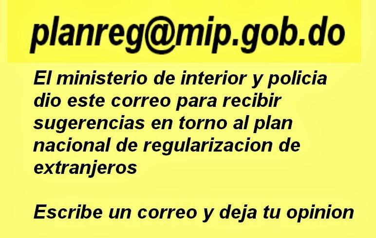 Periodismo Dominicano Sugerencias A Interior Y Policia