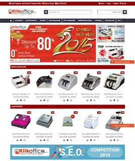 klikoffice.co.id belanja online peralatan dan perlengkapan kantor