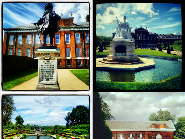 British Summer: Kensington Palace