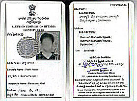 track my voter id card in bangalore dating