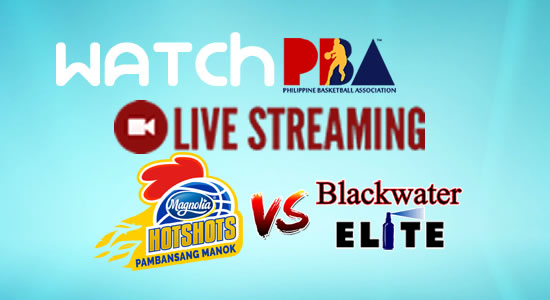 Livestream List: Magnolia vs Blackwater game live streaming February 2, 2018 PBA Philippine Cup