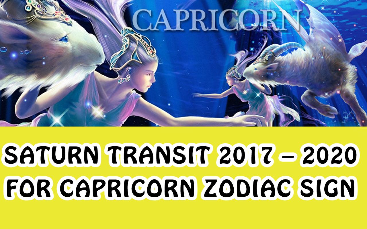 Saturn Transit From Sagittarius to Capricorn on 24th January 2020