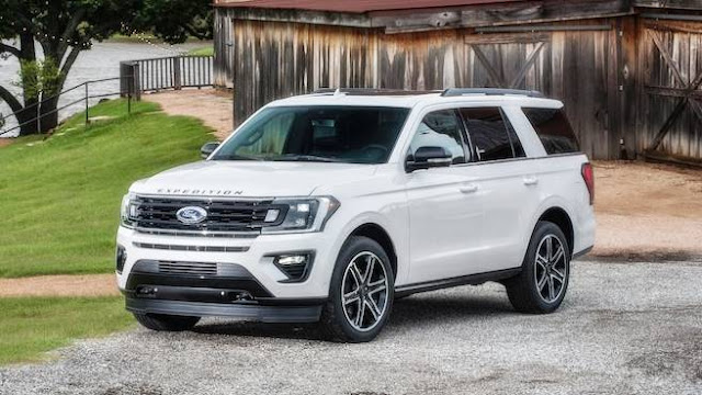 2019 Ford Expedition Special Edition