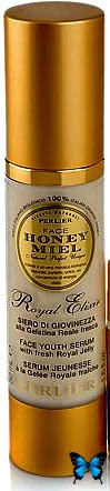 Perlier Honey Miel Face Royal Elixir Youth Serum 1.6 fl oz