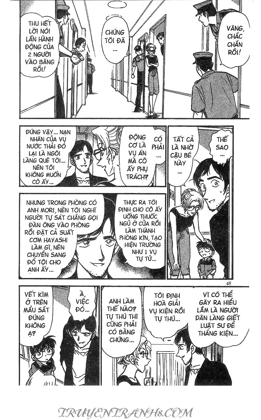 Detective Conan Chap 266 - Truyen.Chap.VN