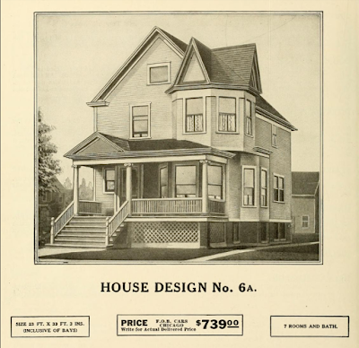 Chicago House Wrecking Company model 6A 1913 catalog
