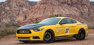 2016  Ford Shelby Terlingua Mustang GT Side